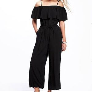 NWOT Old Navy Black Jumpsuit